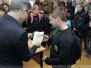 Laimėjimai prie šaškių lentos skirti Lietuvos nepriklausomybės atkūrimui