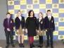 Lions Quest programoje dalyvaujančių mokyklų komandų protmūšis