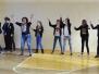Pertrauka šokio ritmu