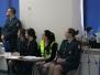 """Progimnazijos aštuntokai treti teisinių žinių konkurse """"TEMIDĖ"""""""