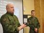 Susitikimas su karinių oro pajėgų atstovais