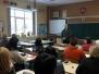 Susitikimas su psichologu Evaldu Karmaza